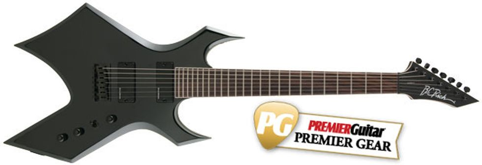Headbangers brawl four metal machines for 750 or less reviewed bc rich warlock lucky 7 sciox Gallery