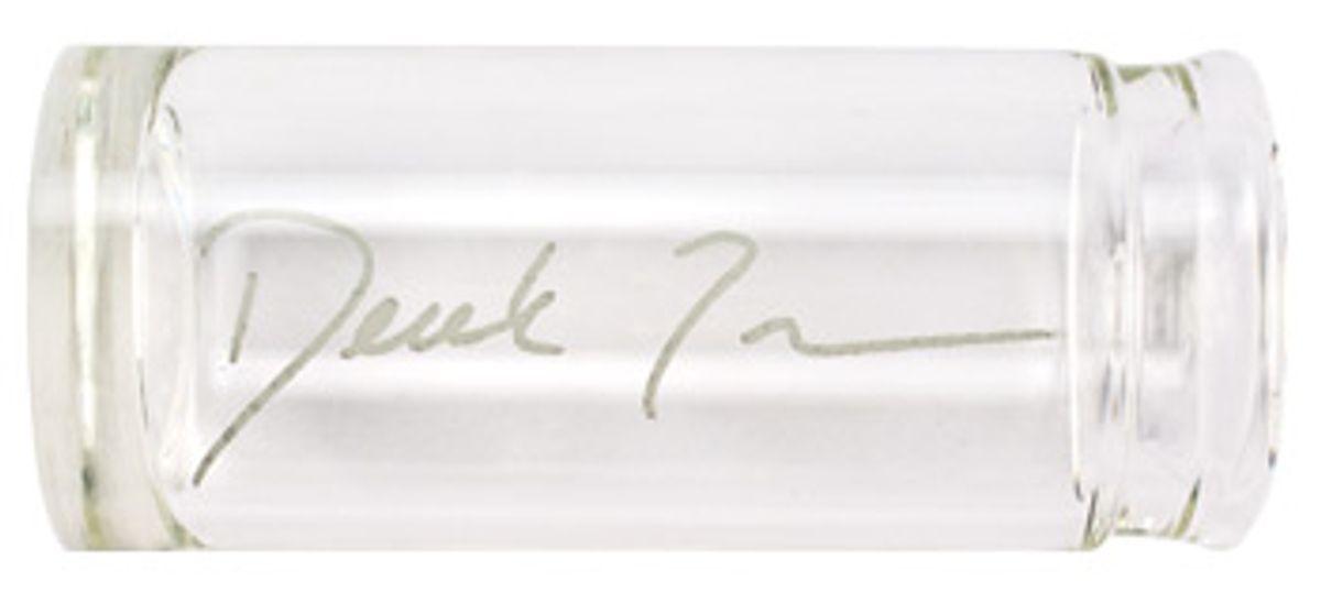 Dunlop Now Shipping Derek Trucks Signature Slide