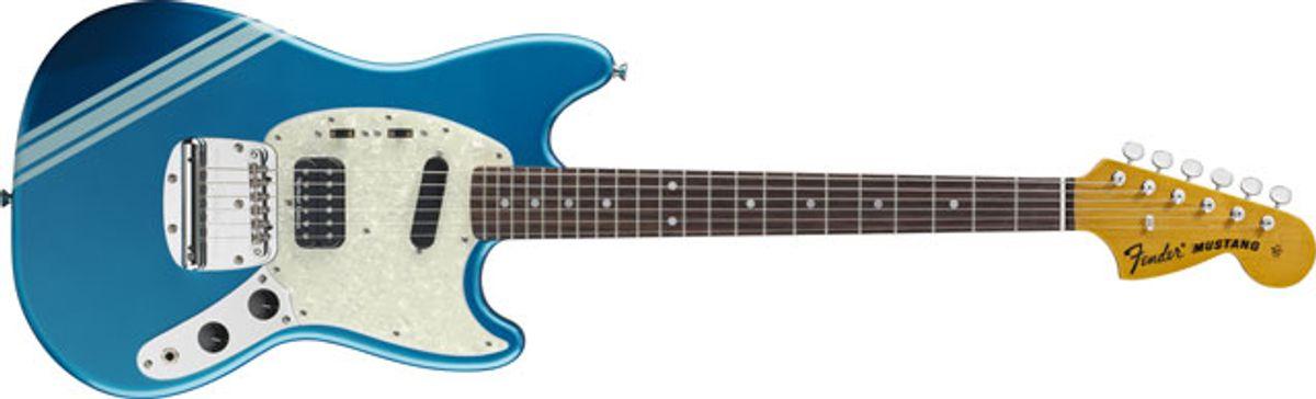 Fender Introduces the Kurt Cobain Mustang Guitar