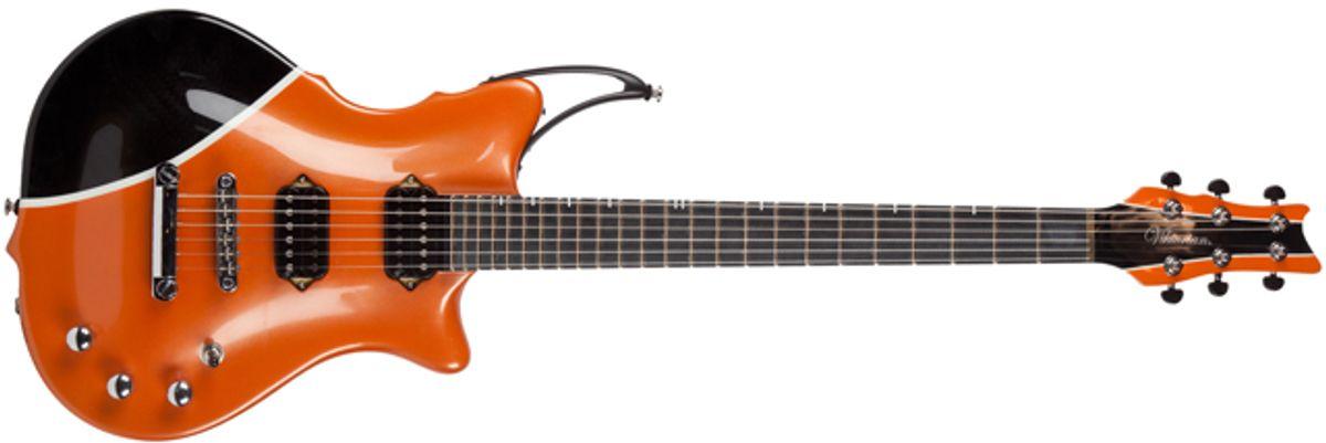 Viktorian Guitars Unveils New Status Guitars