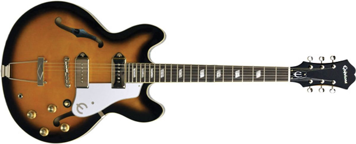 Epiphone Inspired by John Lennon Casino Electric Guitar Review