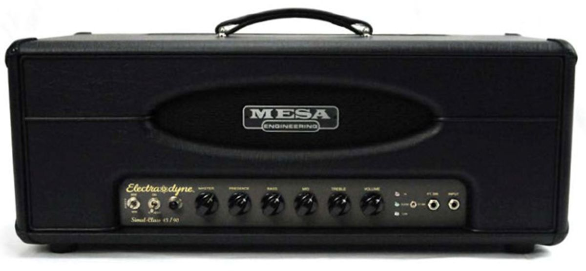 Mesa/Boogie Electra-Dyne Head Review