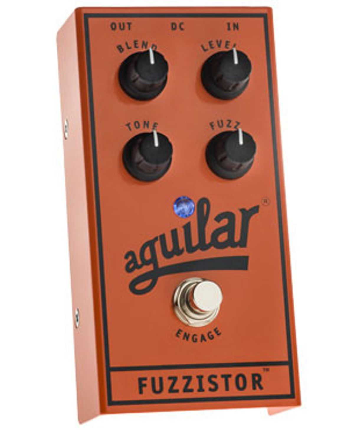 Aguilar Introduces the Fuzzistor Pedal