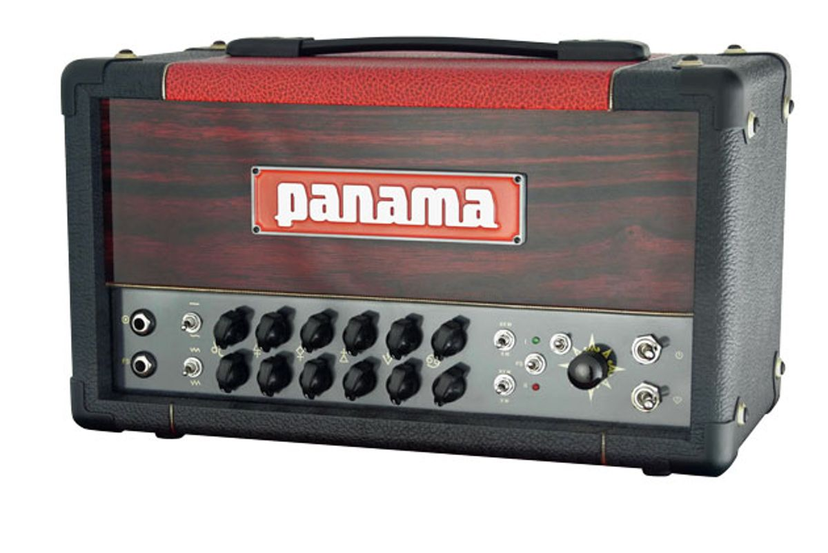 Panama Guitars Unveils the Shaman Series of Amps