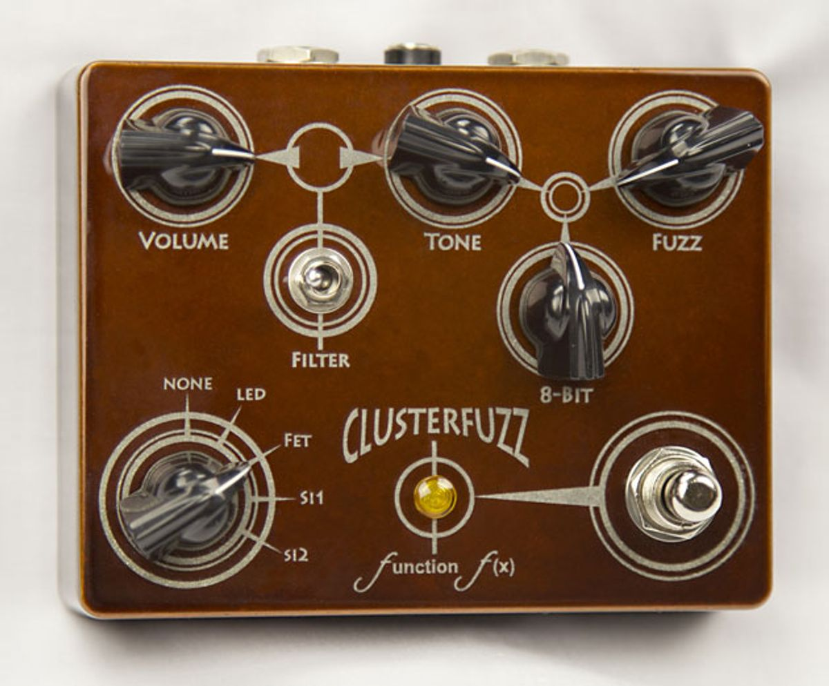 Function f(x) Releases the Clusterfuzz