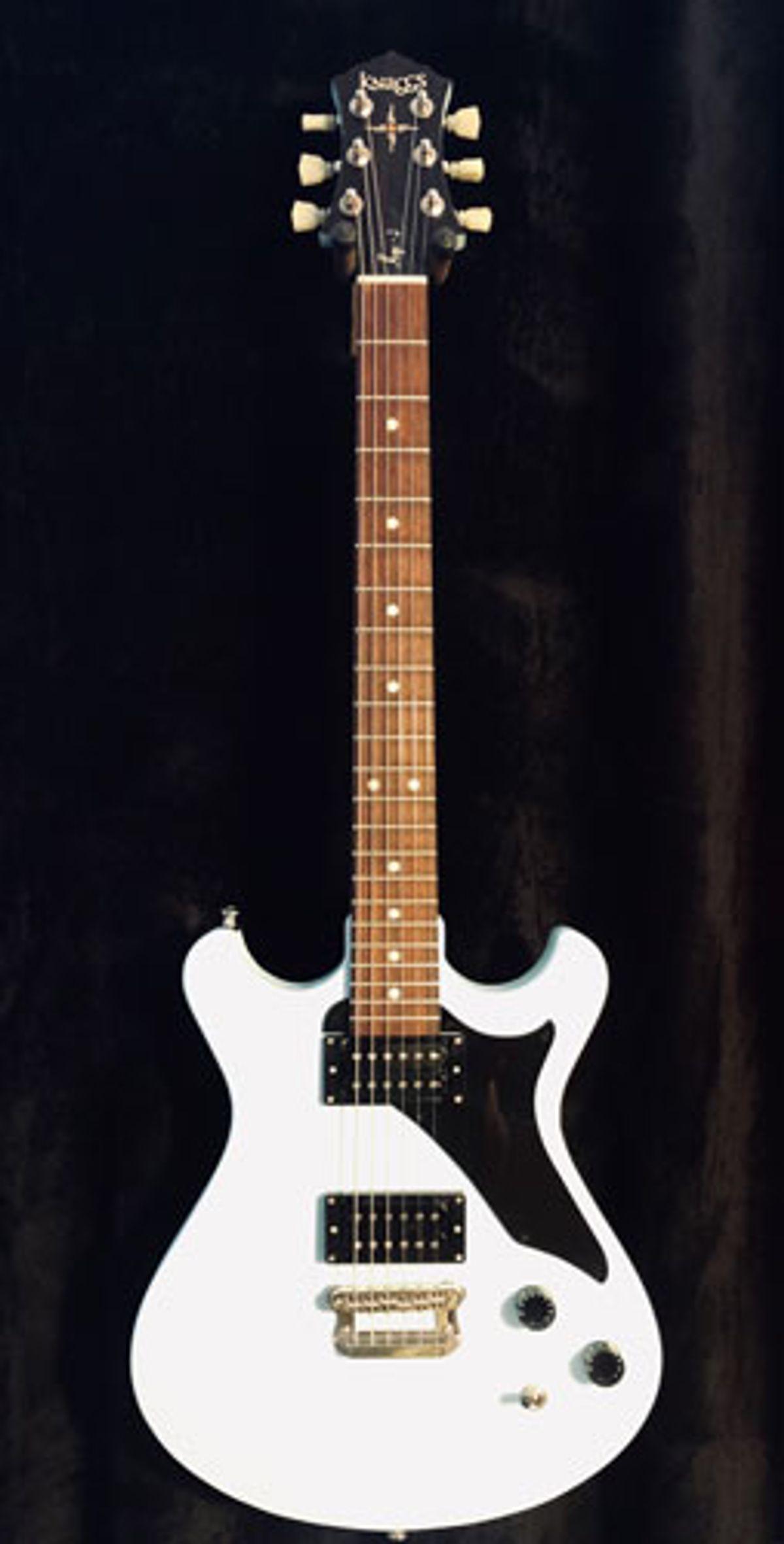 Knaggs Guitars Releases the Keya J