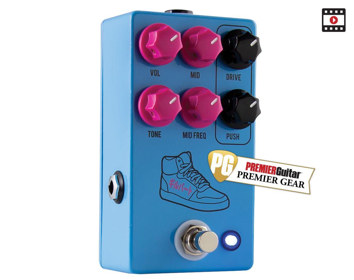 JHS PG-14: The Premier Guitar Review