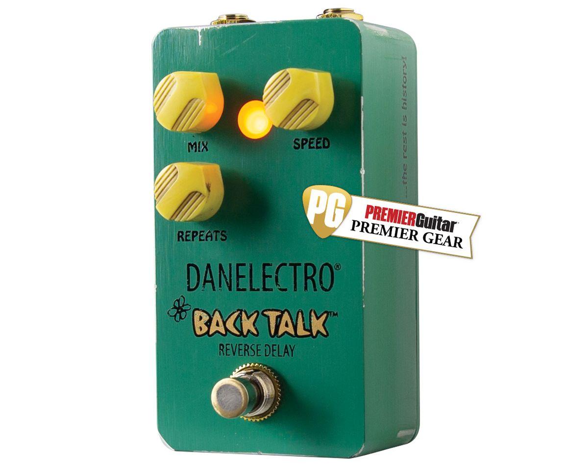 Danelectro Back Talk: The Premier Guitar Review