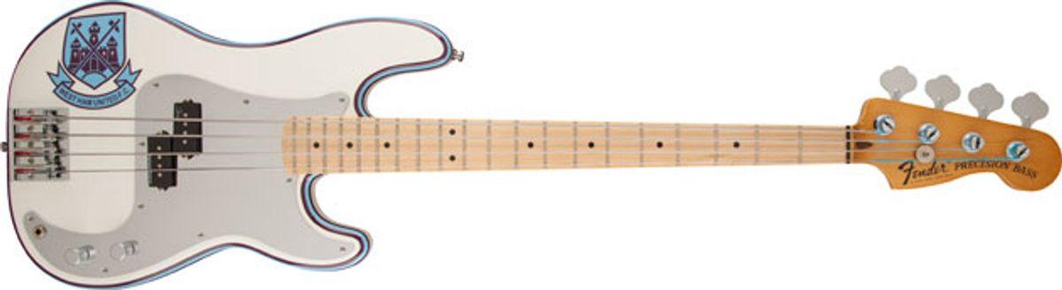 Fender Unveils Geddy Lee and Steve Harris Signature Basses