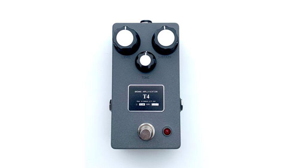 Browne Amps