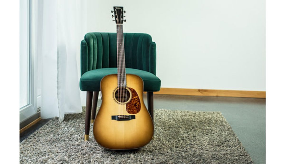 Thompson Guitars Releases the Molly Tuttle Signature Model