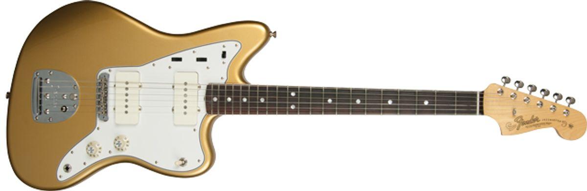 Fender American Vintage '65 Jazzmaster Electric Guitar Review