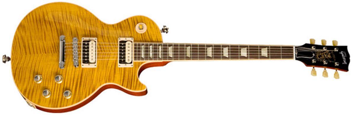 Gibson Announces Slash Appetite for Destruction Les Paul