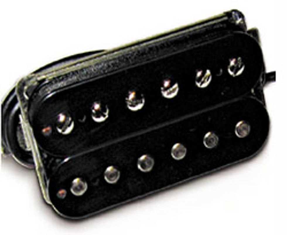 WCR Iron Man Humbucking Pickups