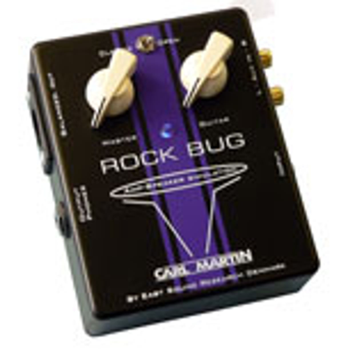 Carl Martin Introduces New Effects