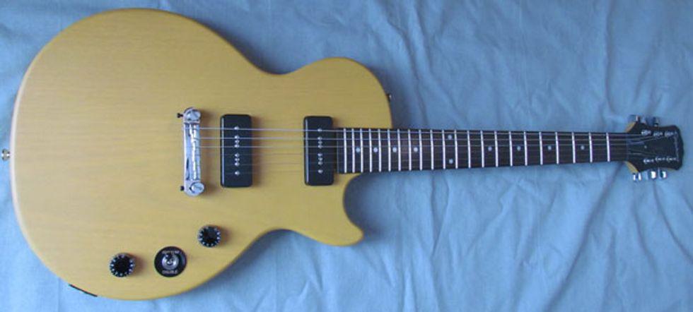 Bottom Feeder My 81 Les Paul Special Premier Guitar