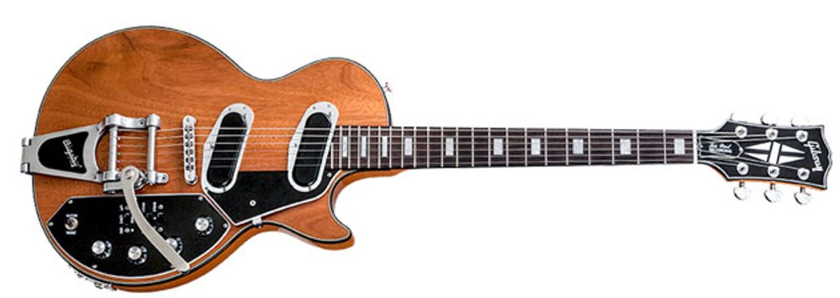 Gibson Releases the Les Paul Recording