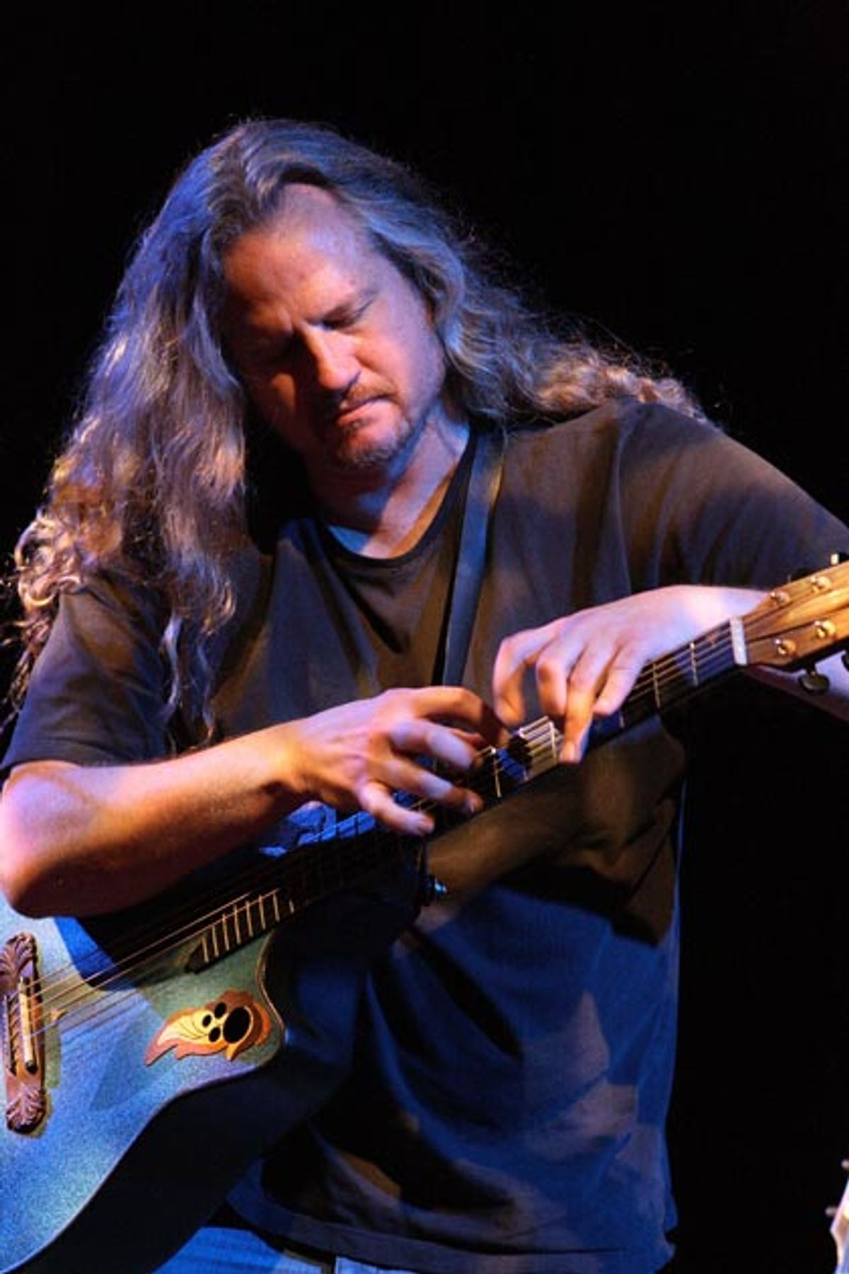 Preston Reed: Expanding Acoustic Realms (Again)
