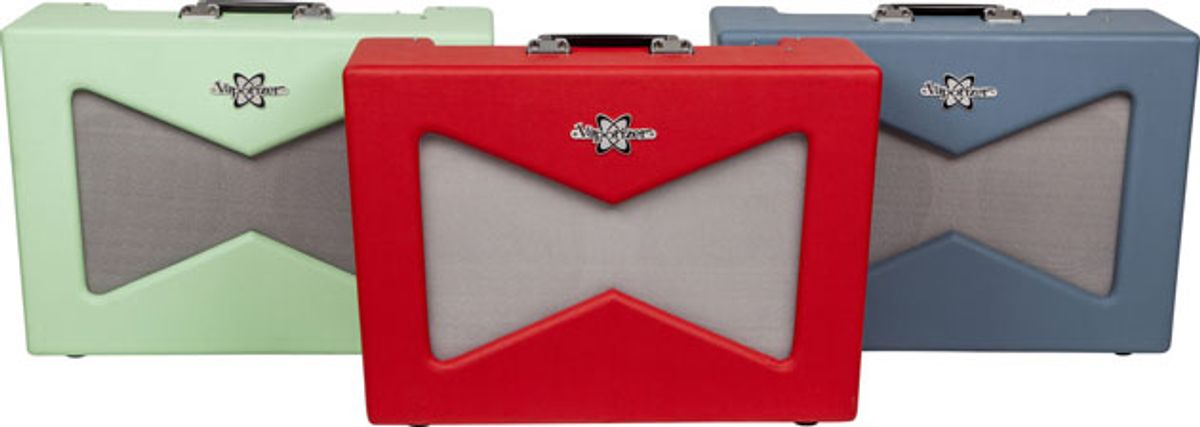 Fender Expands Pawn Shop Amp Line With the Vaporizer