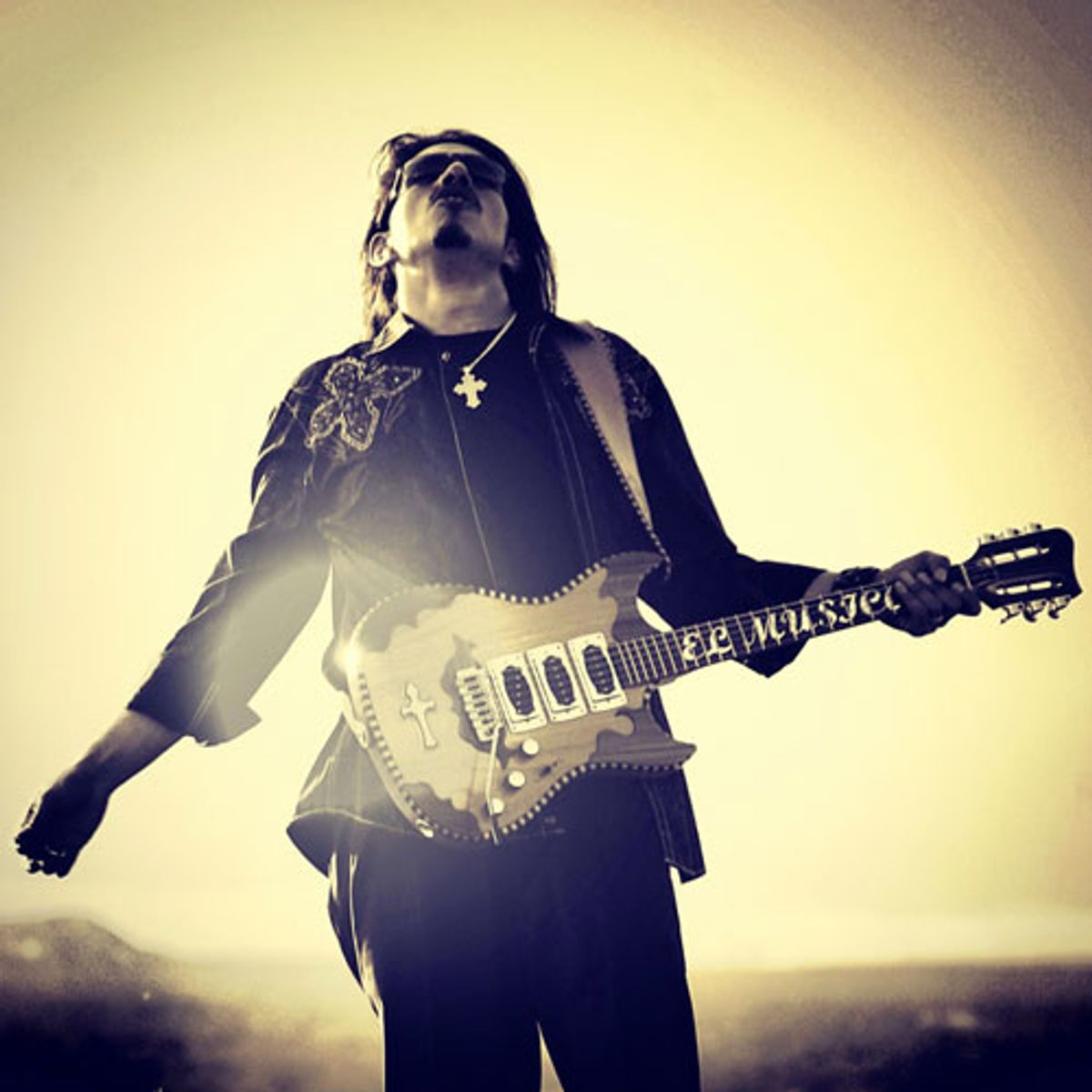 Los Lonely Boys' Henry Garza: Blood Brothers