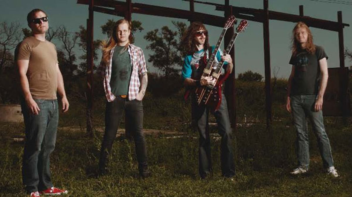 The Sword: Spaced-Out Texas Boogie Metal