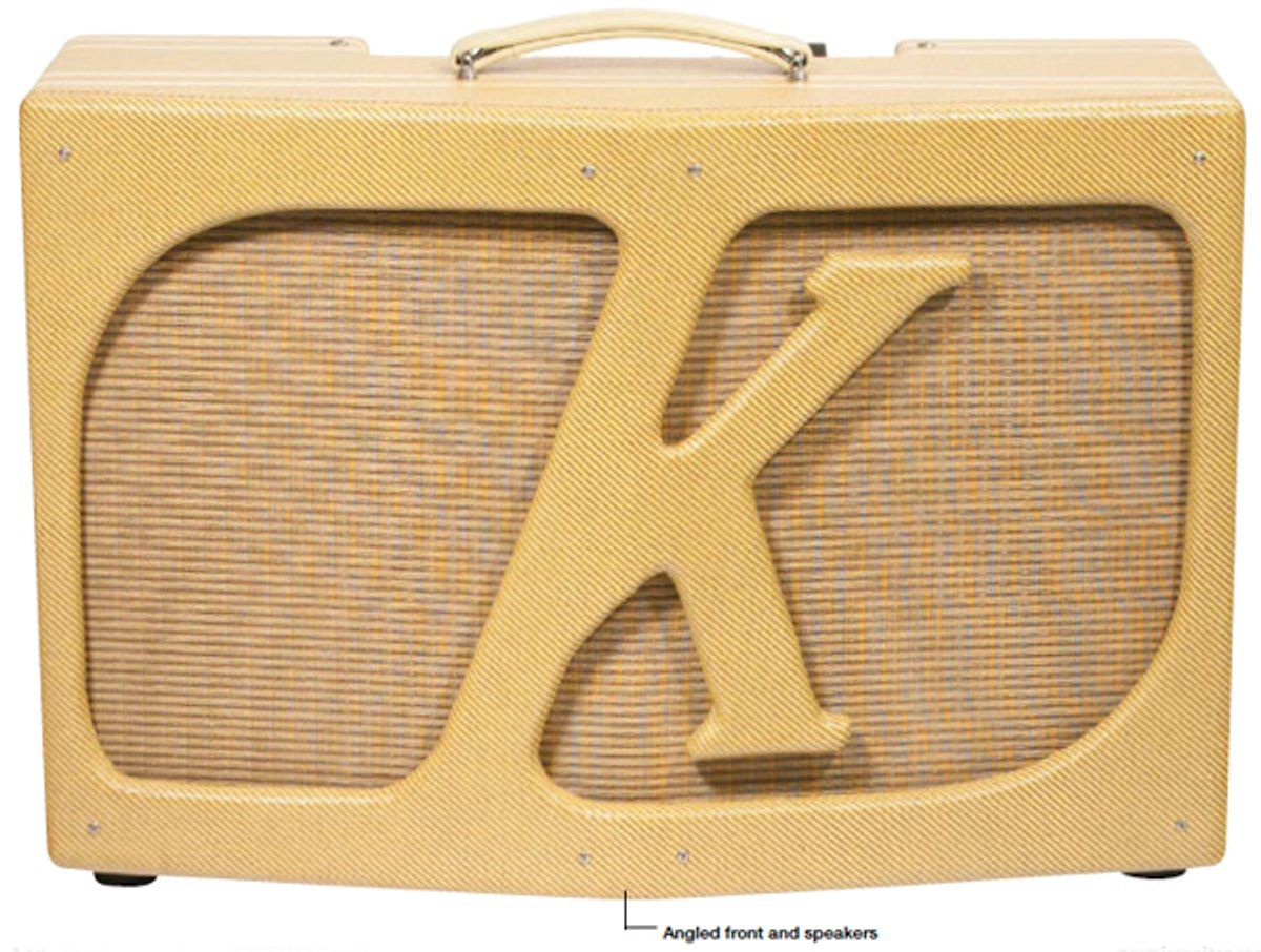 Kendrick Amplifiers V-Front 212 Amp Review