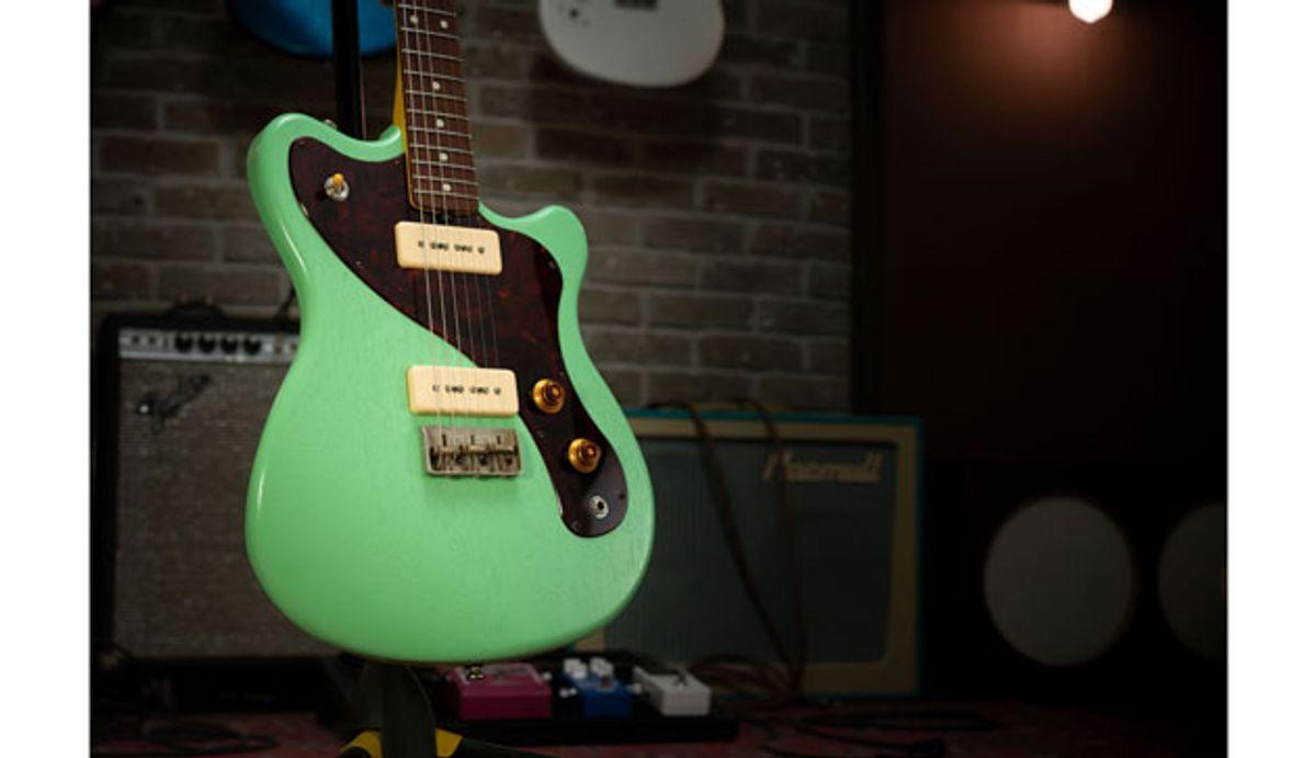 Macmull Custom Guitars Unveils the Stinger