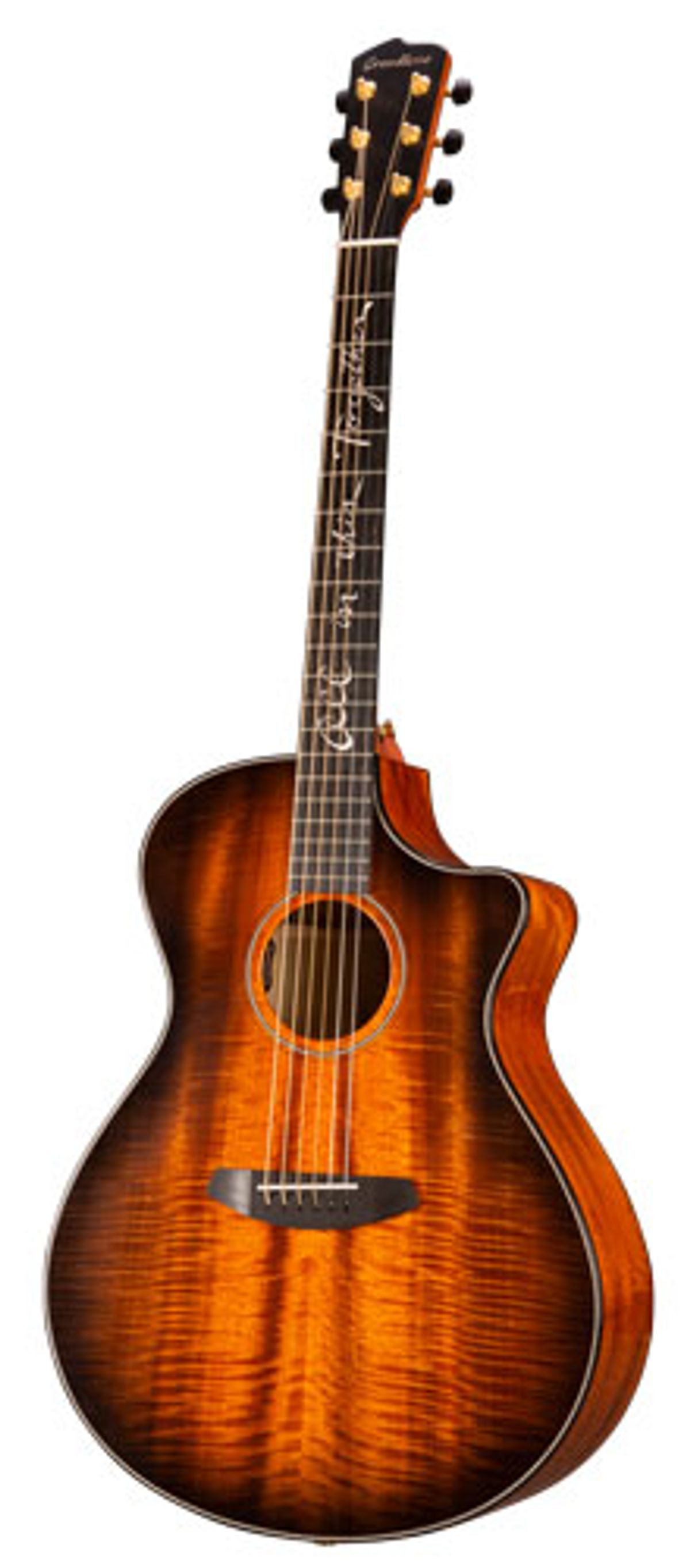 Breedlove and Jeff Bridges Announce Two New Sustainably Sourced Signature Model Guitars