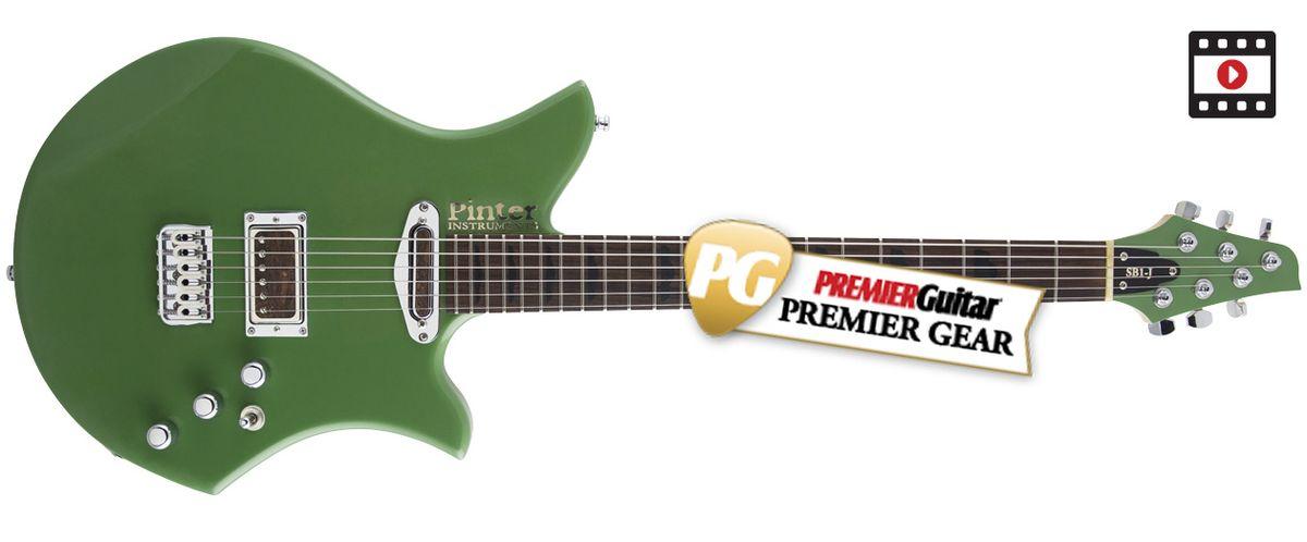 Pinter SB1-J Jazz Jr. Review