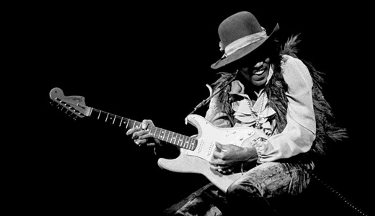 Hendrix Rhythms Made Easy
