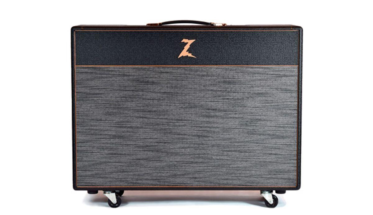 Dr. Z Amplification Announces the EMS 2x12 Combo