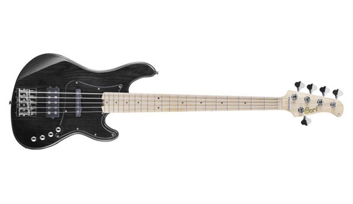 Cort Introduces the GB75JH Bass