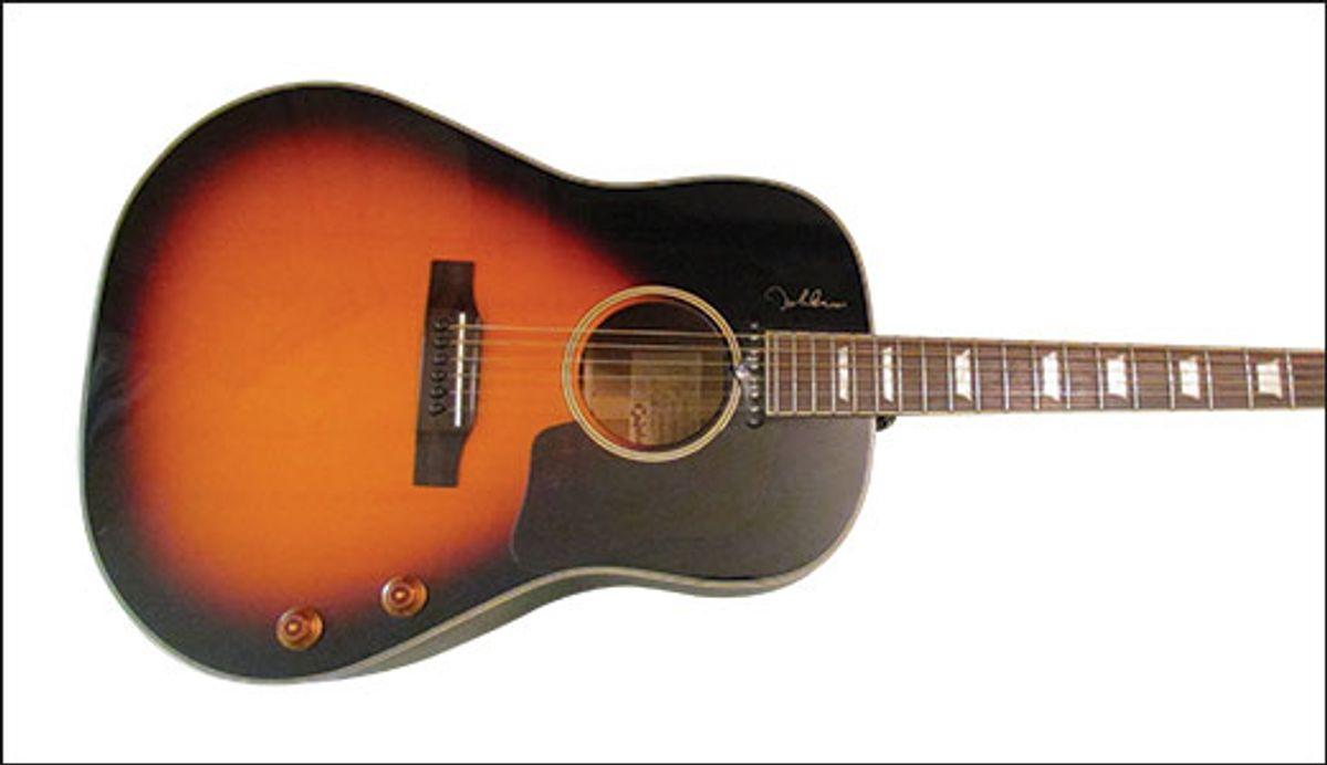 Will Ray's Bottom Feeder: Epiphone John Lennon EJ-160E