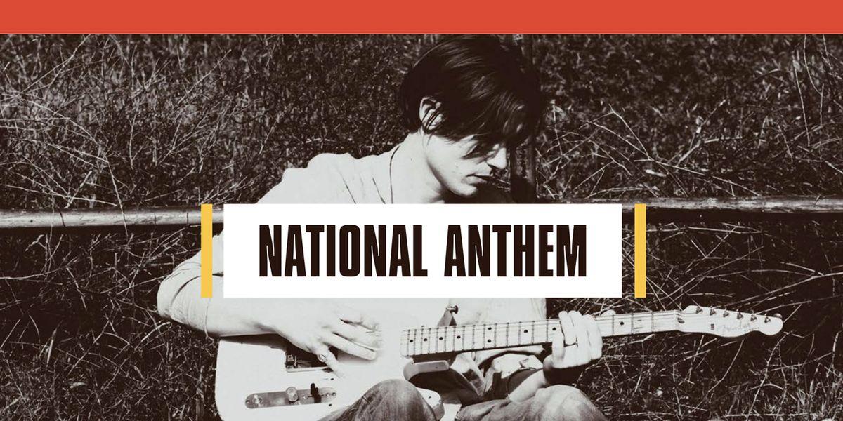 Jonny Lang's National Anthem