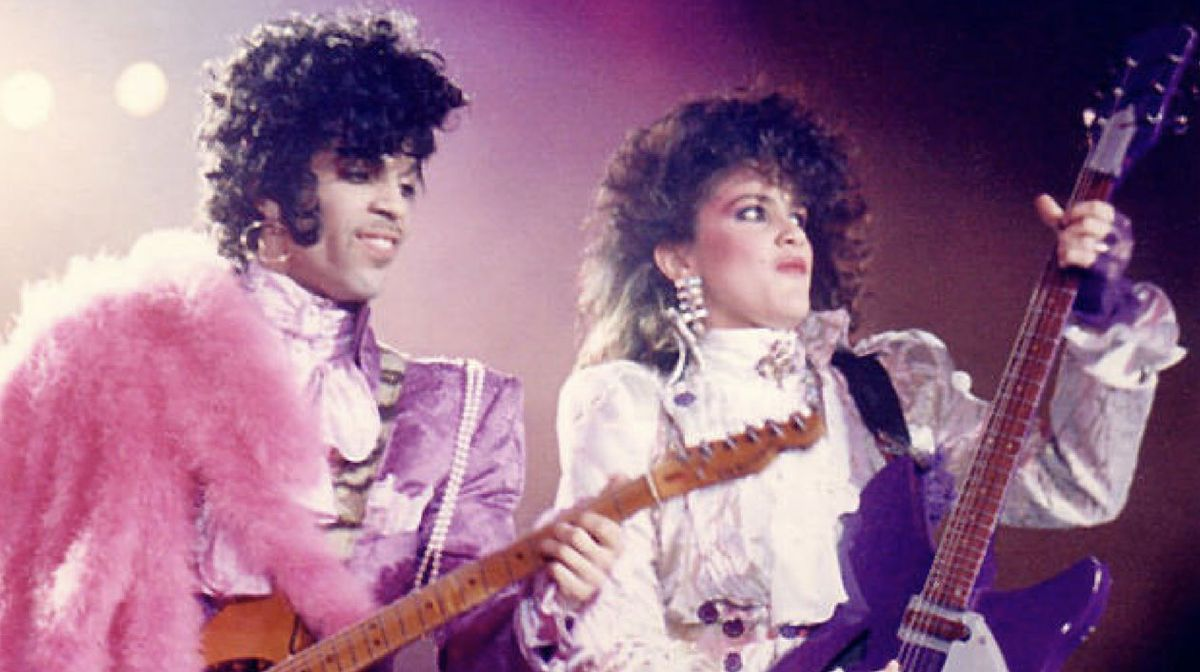 Wendy Melvoin: Playing for the Revolution