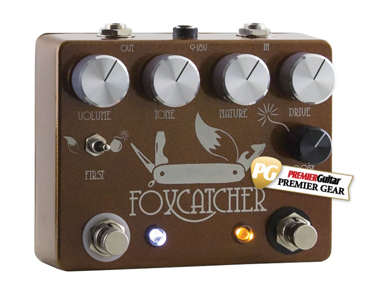 Quick Hit: Coppersound Foxcatcher Review