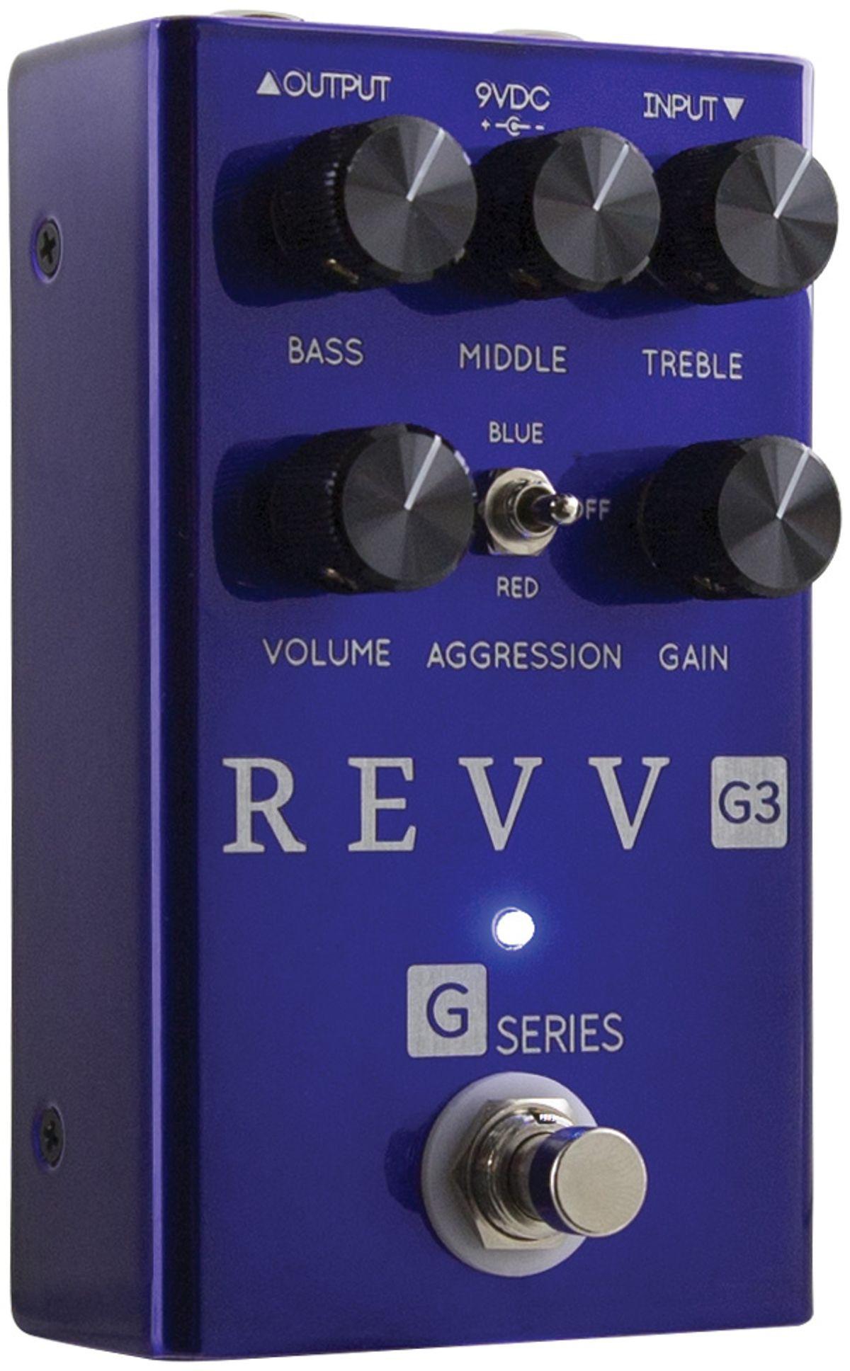 Revv G3 Review