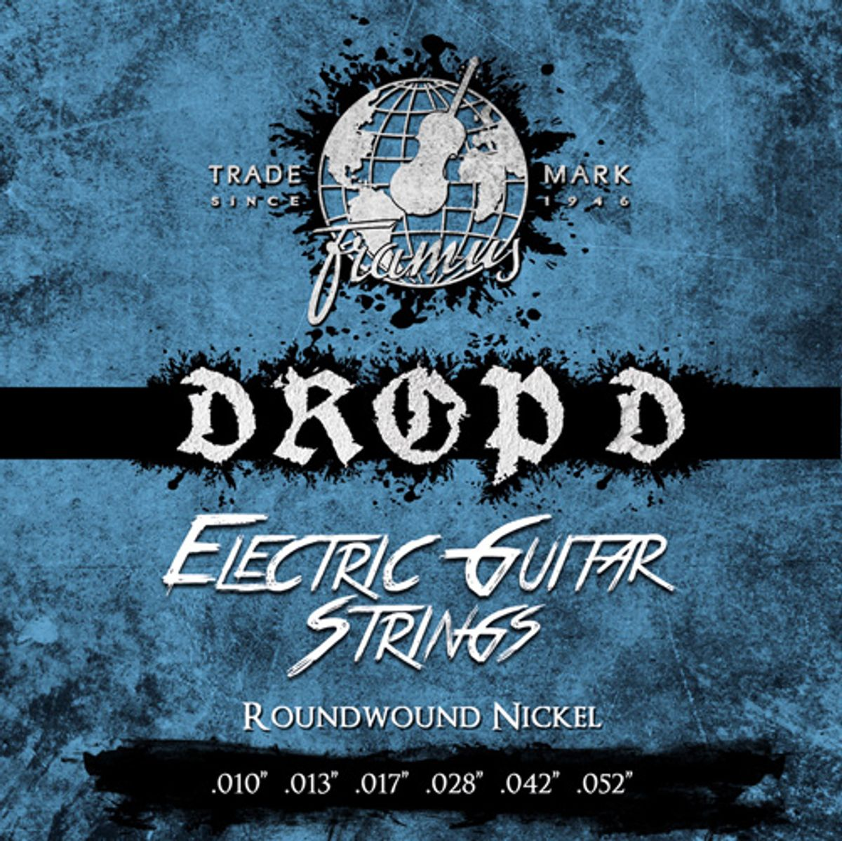 Framus Introduces Blue Label Electric Guitar Strings