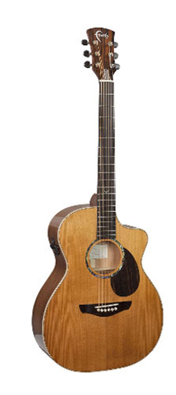 Faith Guitars Introduces Patrick James Eggle's Legacy Series