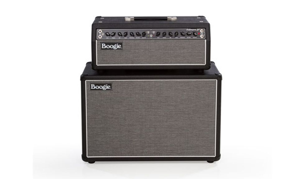 Mesa/Boogie Introduces the Fillmore 50