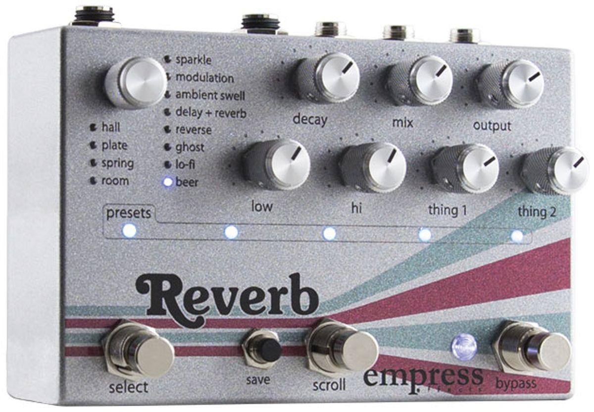 Empress Reverb Review