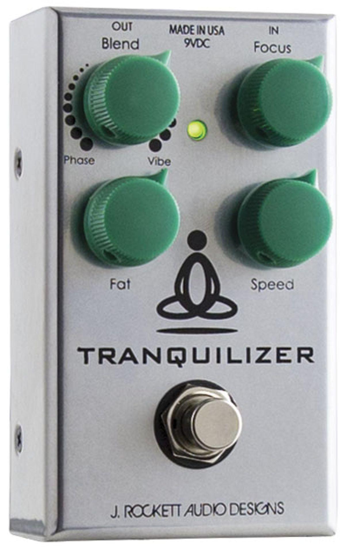 J. Rockett Audio Tranquilizer Phaser Review