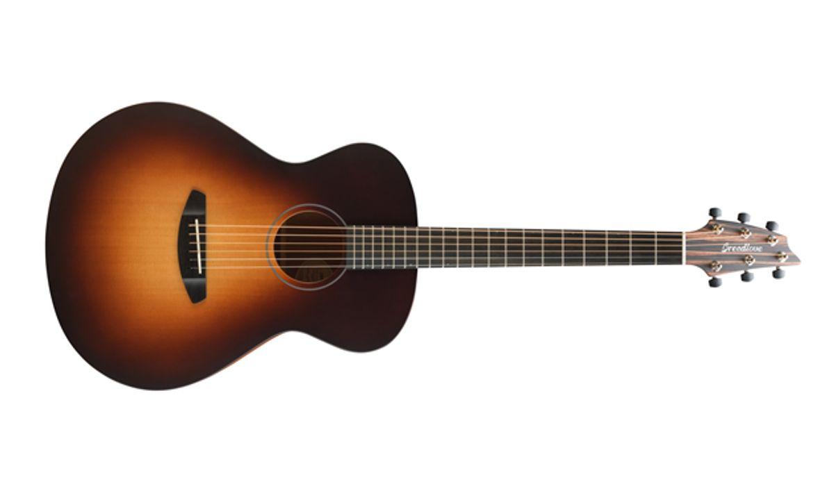 Breedlove Guitars Unveils the USA Concert Moon Light