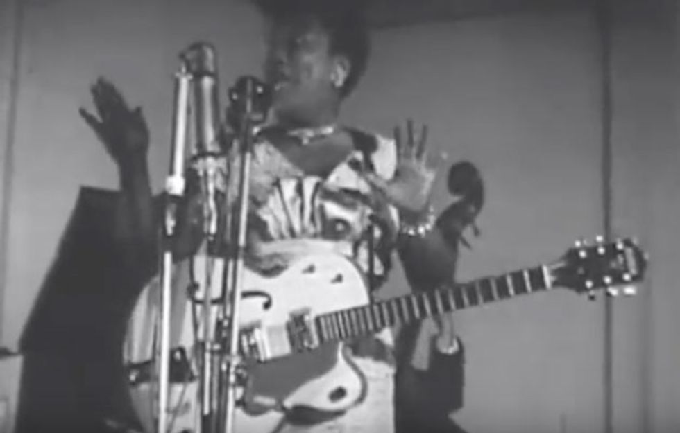 Dr. Molly\'s Guitar Lab: The Badass Riffs of Sister Rosetta Tharpe ...