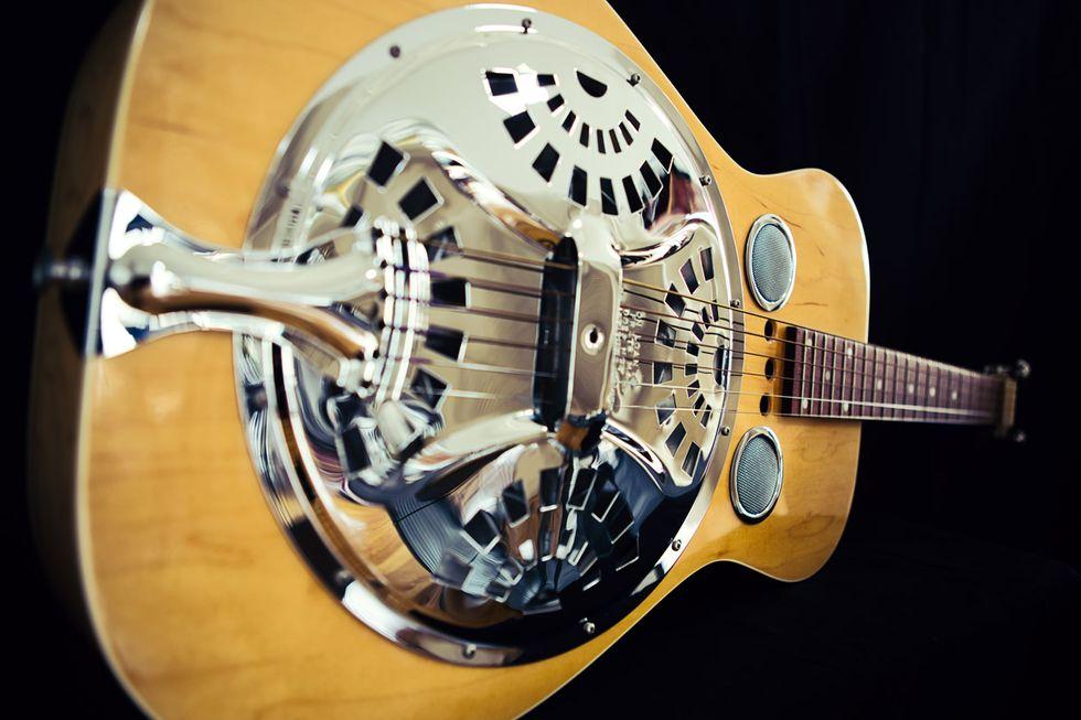 Resonator Guitars 101   Premier Guitar