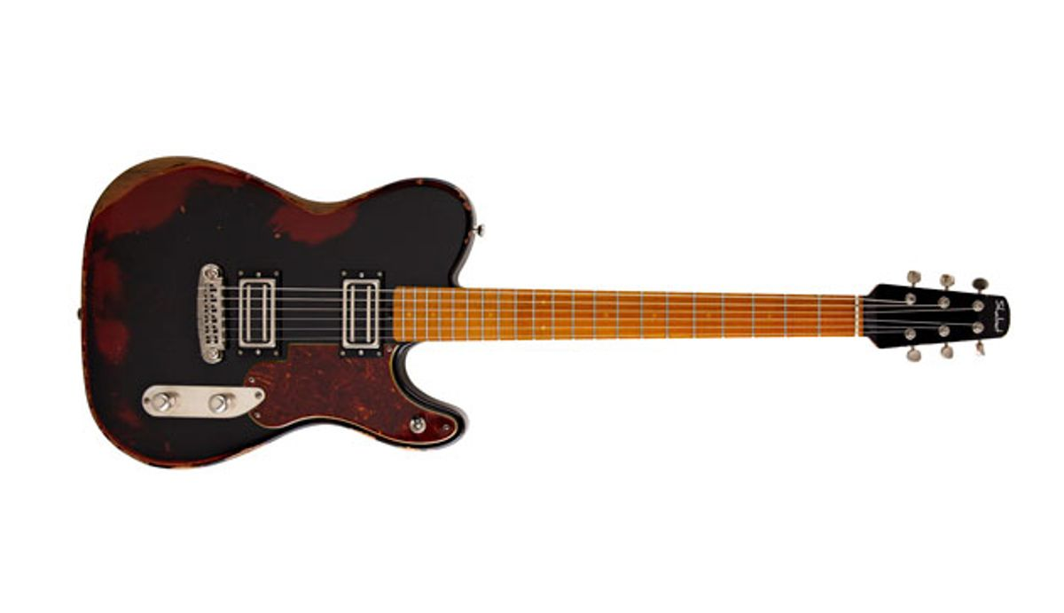 Shabat Guitars Introduces the Bobcat
