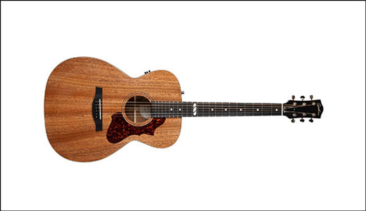 Godin Guitars Launches the Fairmont CH Composer
