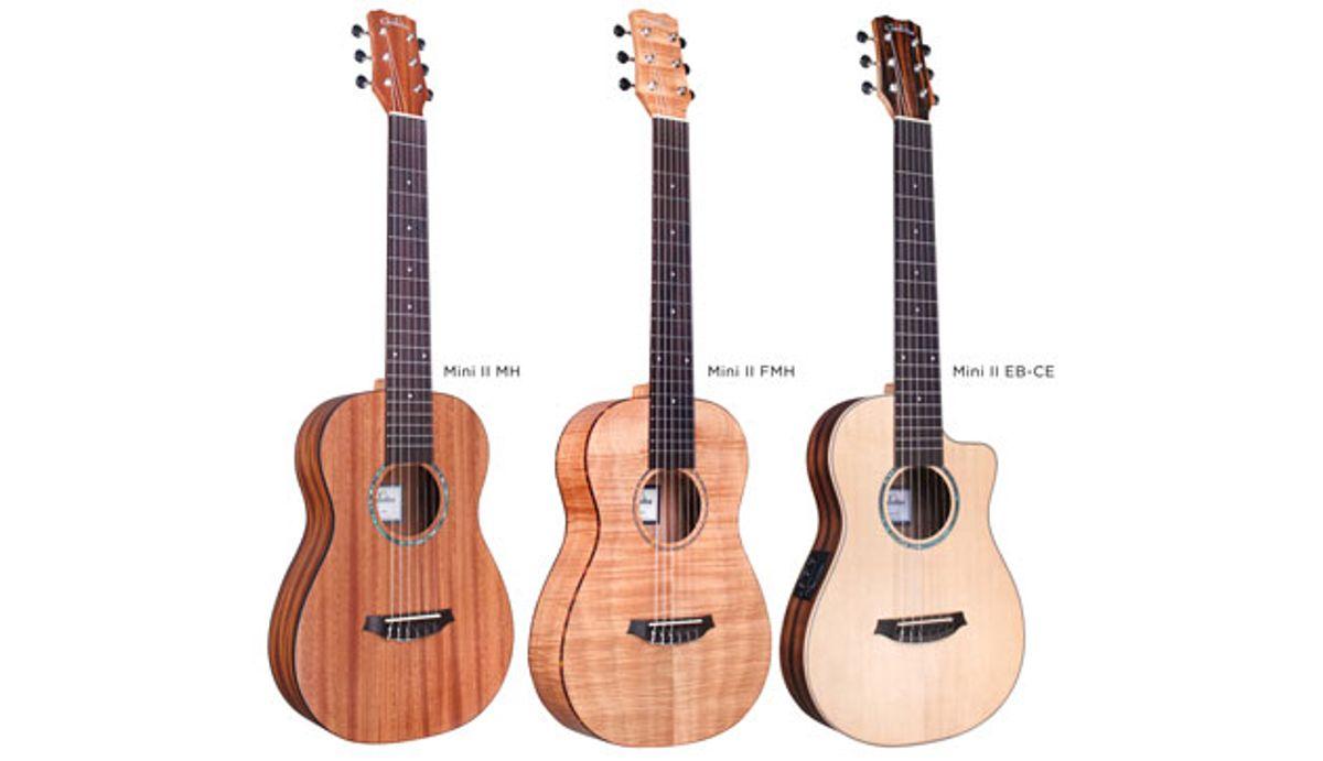 Córdoba Guitars Releases the Mini II