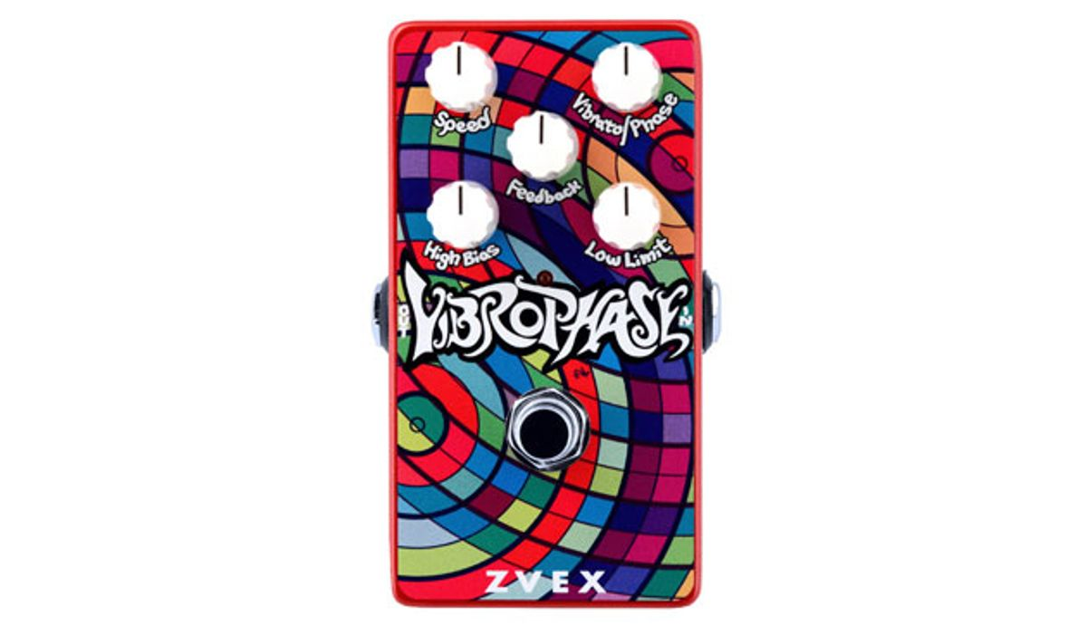 ZVEX Introduces the Vibrophase