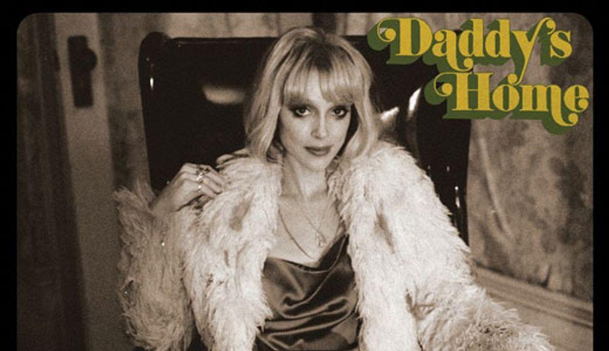 St. Vincent Announces New Album, Daddy's Home